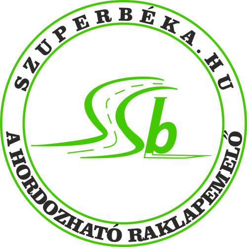 Szuperbéka logo